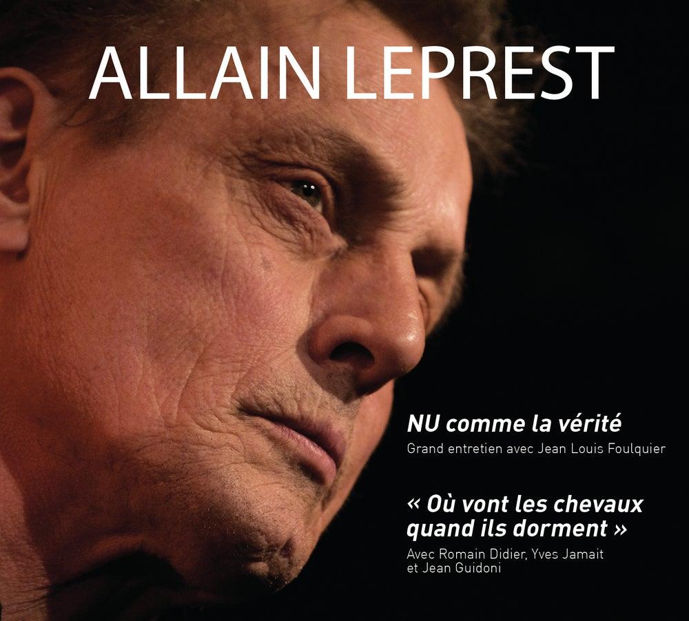 Image of ALLAIN LEPREST - NU comme la vérité