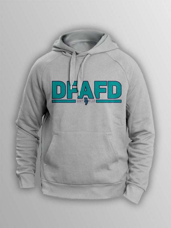 Image of Original DFAFD Hoodie   Grey