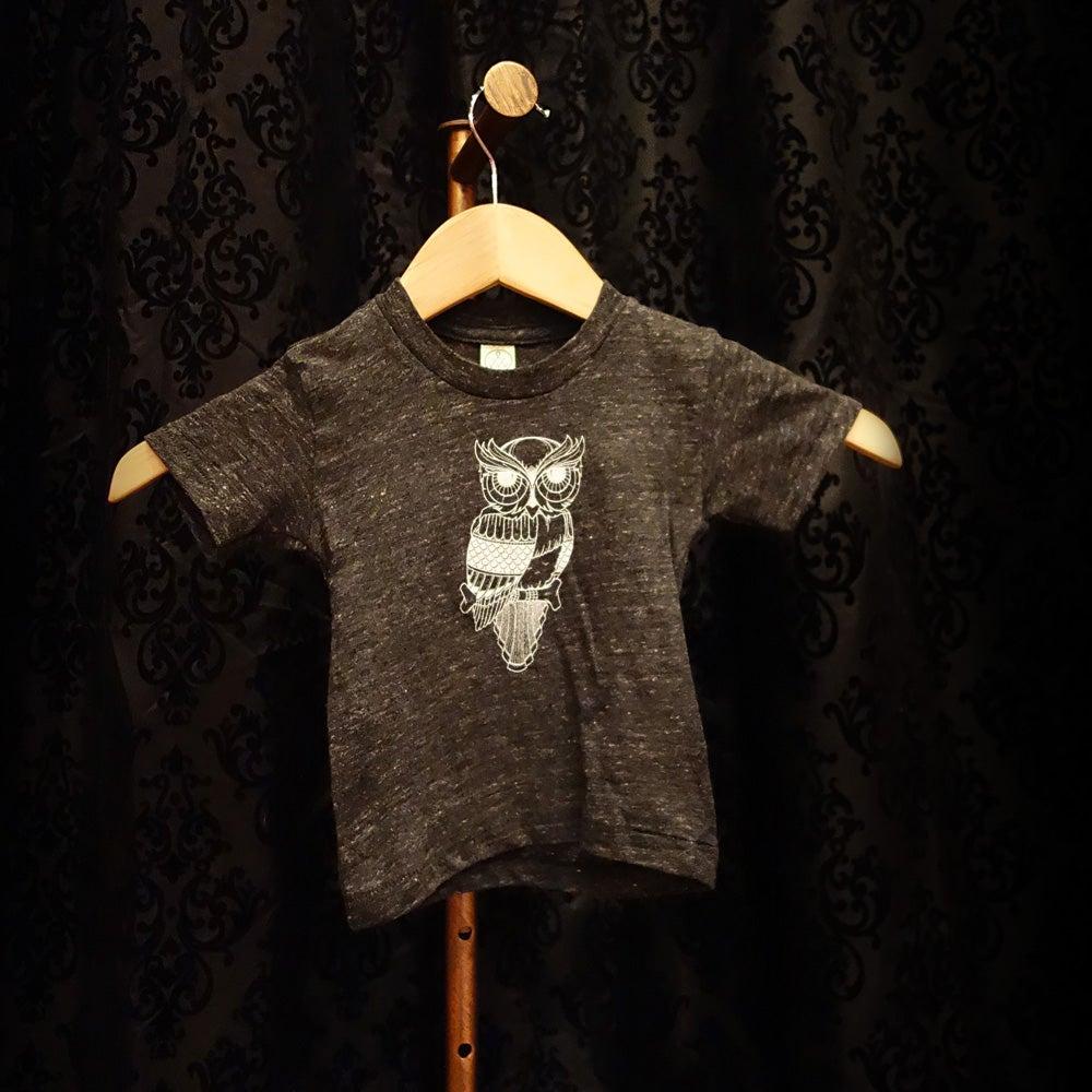 Image of Baby/Toddler Owl Tee