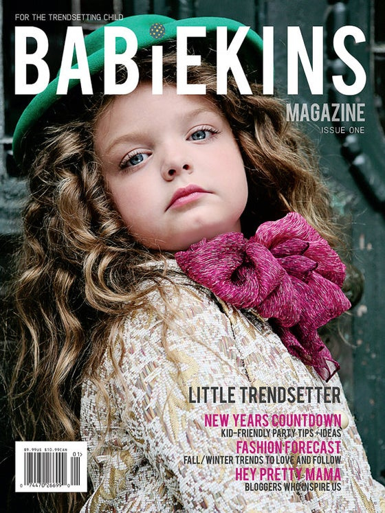Image of Babiekins Issue 1 FREE SHIPPING in the USA