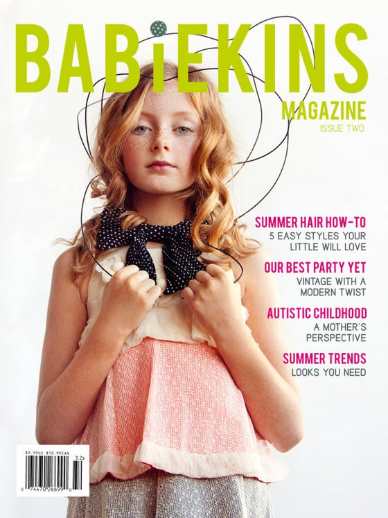 Image of Babiekins Issue 2 FREE SHIPPING in the USA