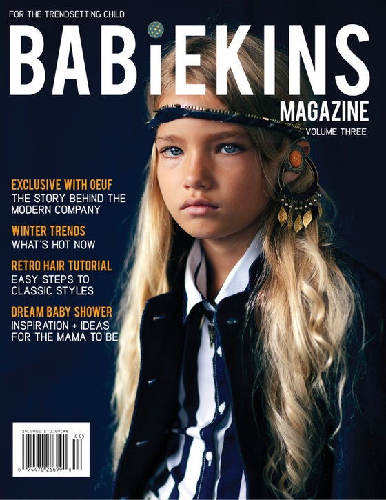 Image of Babiekins Issue 3 FREE SHIPPING in the USA