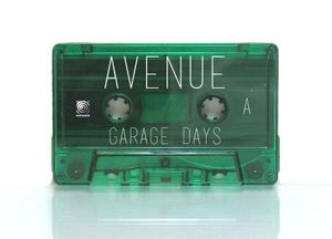 Image of Garage Days Cassette
