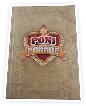 Image of Poni Parade Book - Artist Edition