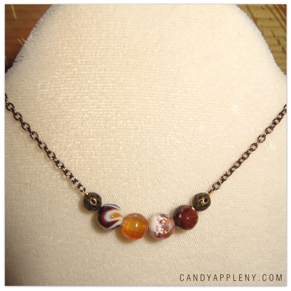 Image of Rock Candy Necklace - Originally 22.00