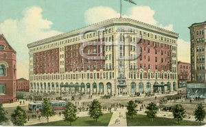 Image of Lafayette Hotel