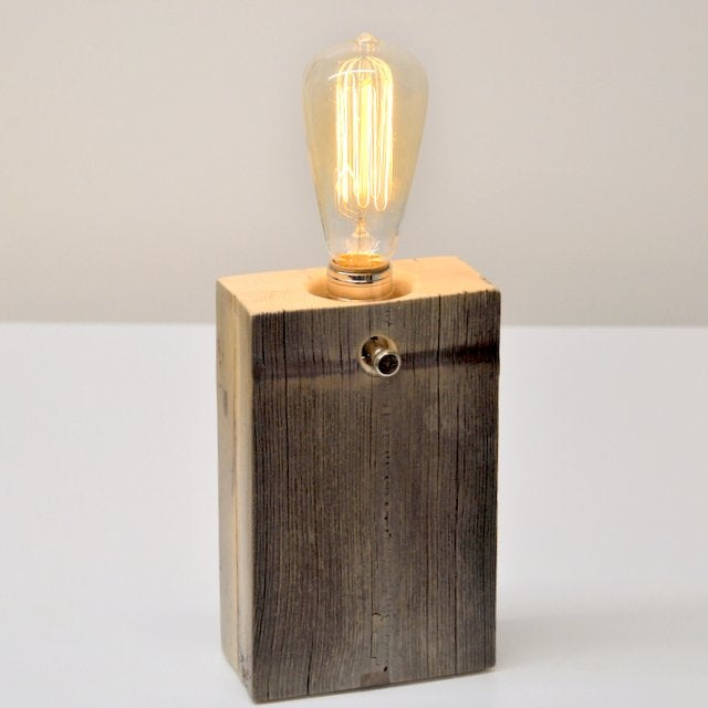 Image of NYC WATER TANK LAMP
