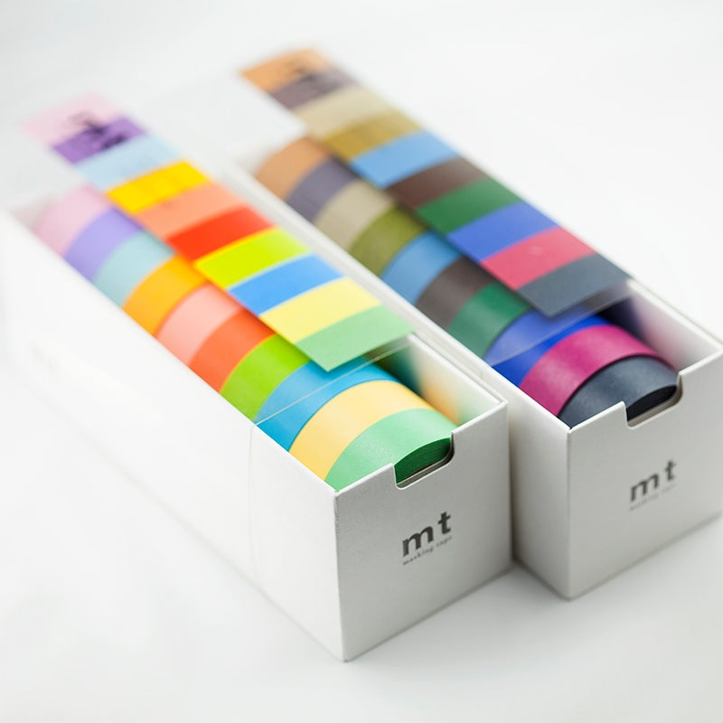 Image of Solid Washi Tape Ten Packs