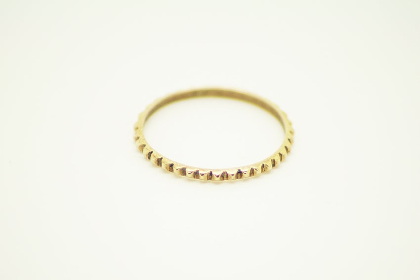 Image of Arma skinny ring