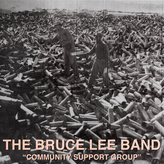 Image of The Bruce Lee Band - Community Support Group