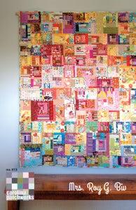 Image of No. 013 -- Mrs. Roy G. Biv