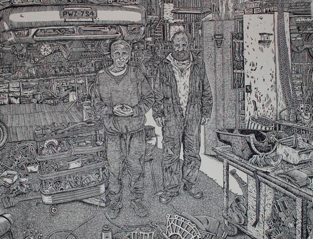 Image of Jimmy & Basil