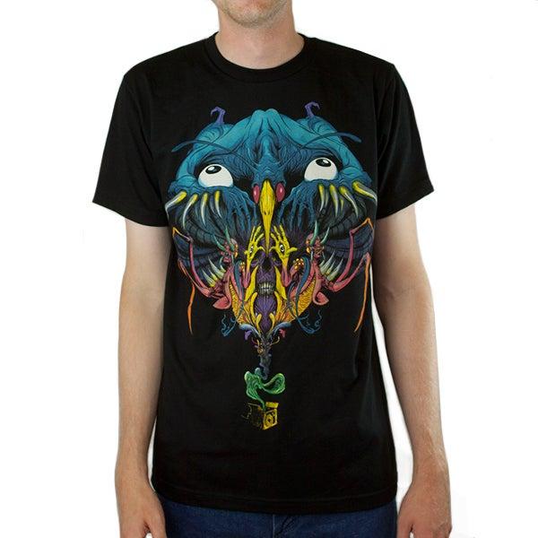 Image of Vertigo Nightmare   By Alex Pardee   T-Shirt