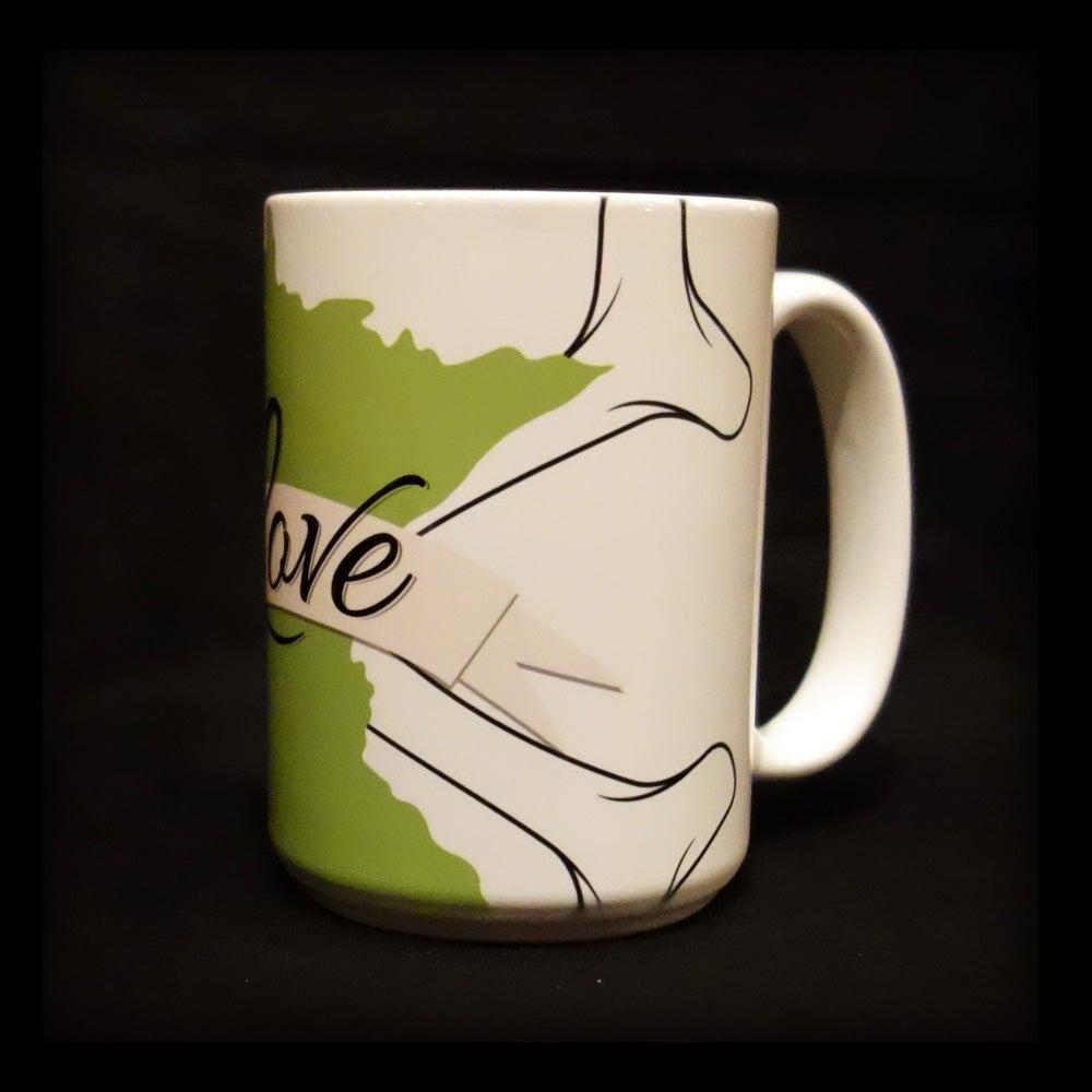 Image of Minnesota Love Coffee Mug