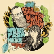 "Image of ""We're From Here"" Dropcard download XMAS STOCKING STUFFER!!!"