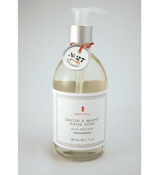 Image of Rue de Marli - Precious Wood No 27 Liquid Hand Soap
