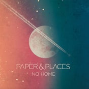 Image of Paper & Places - No Home LP-CD
