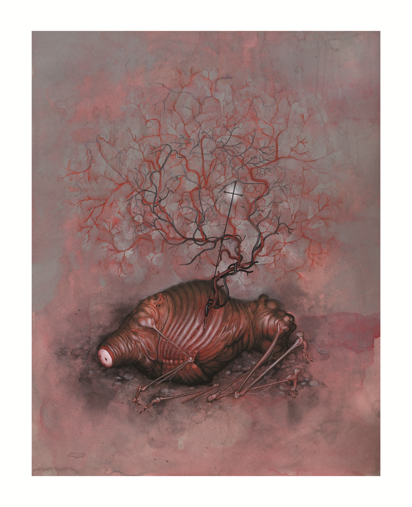 """Image of """"Fruit of the Poisonous Tree"""" by Allison Sommers"""