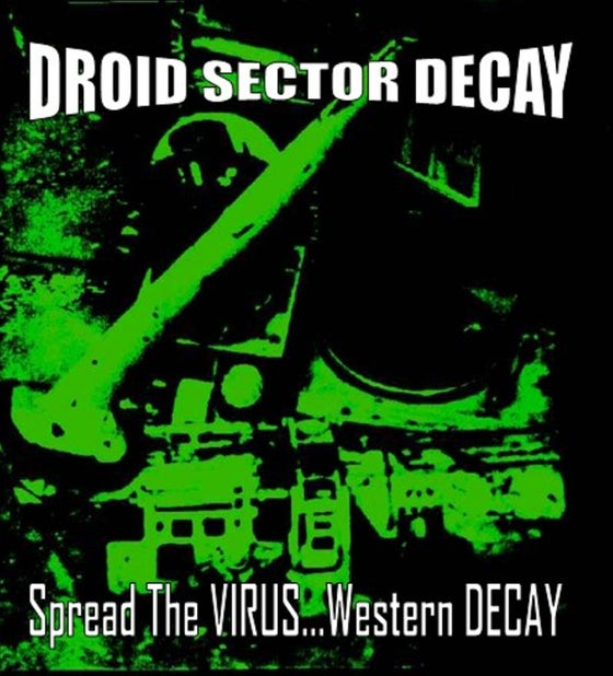 Image of Spread The VIRUS...Western DECAY