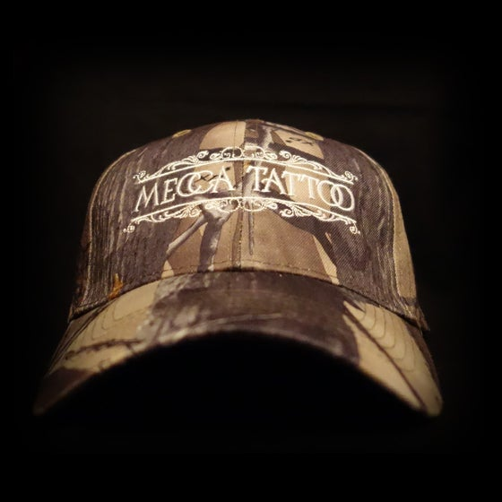 Image of Mecca Tattoo Camo Hat
