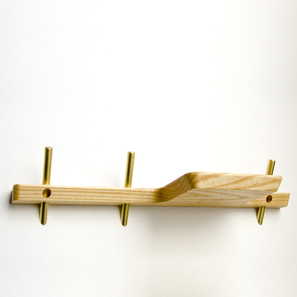 Image of Intersect Valet Oiled/Brass