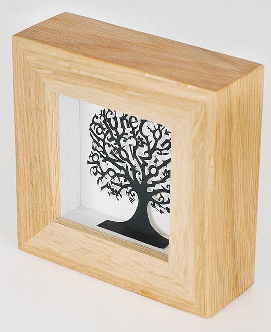Image of Miniature paper tree