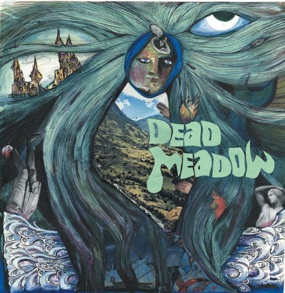 Image of Dead Meadow S/T LP