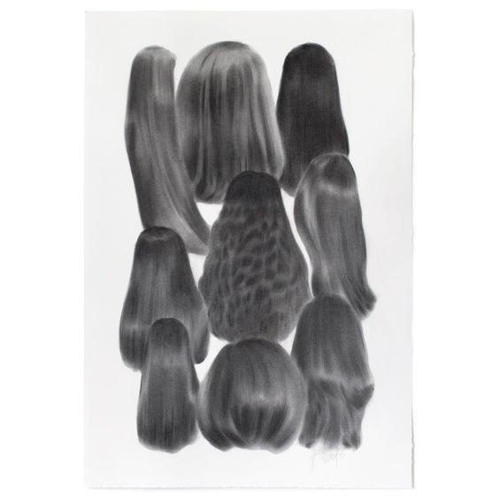 Image of HAIR VERTICAL / Pane (Stefano Monfeli)