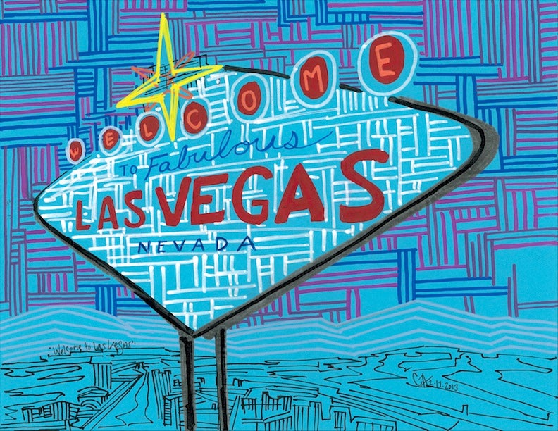 Image of Welcome to Las Vegas