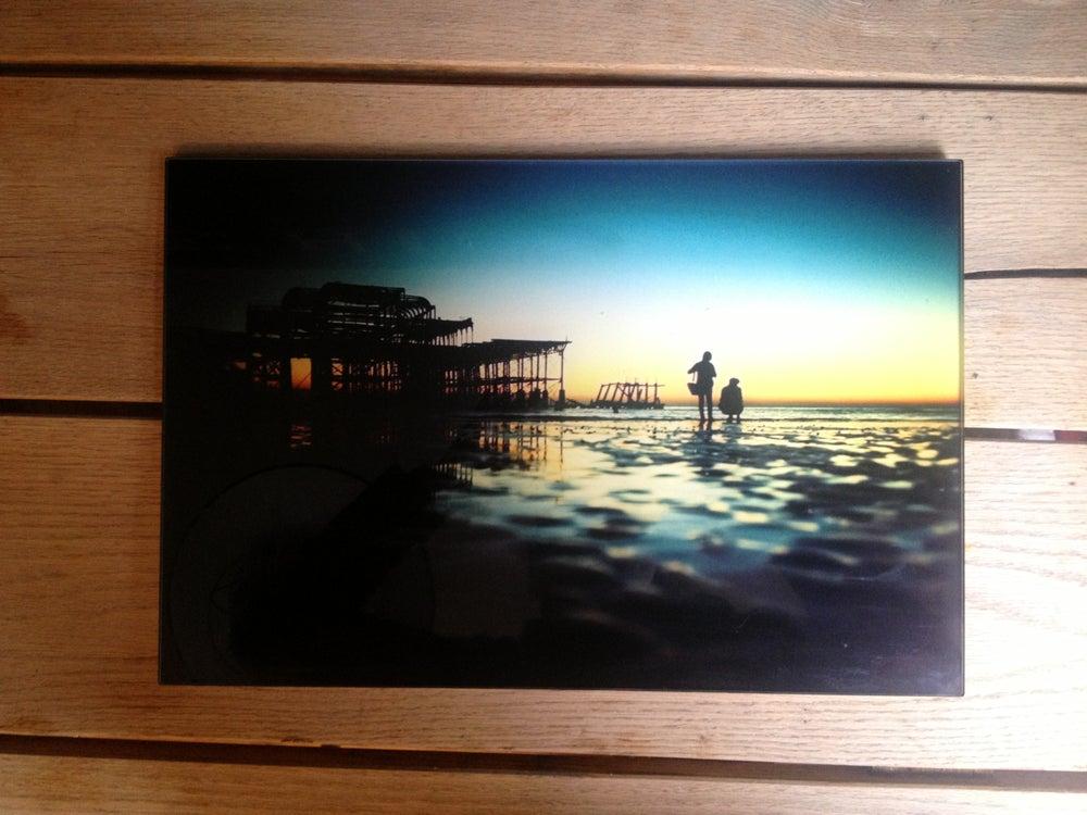 """Image of """"dusk"""" acrylic print"""