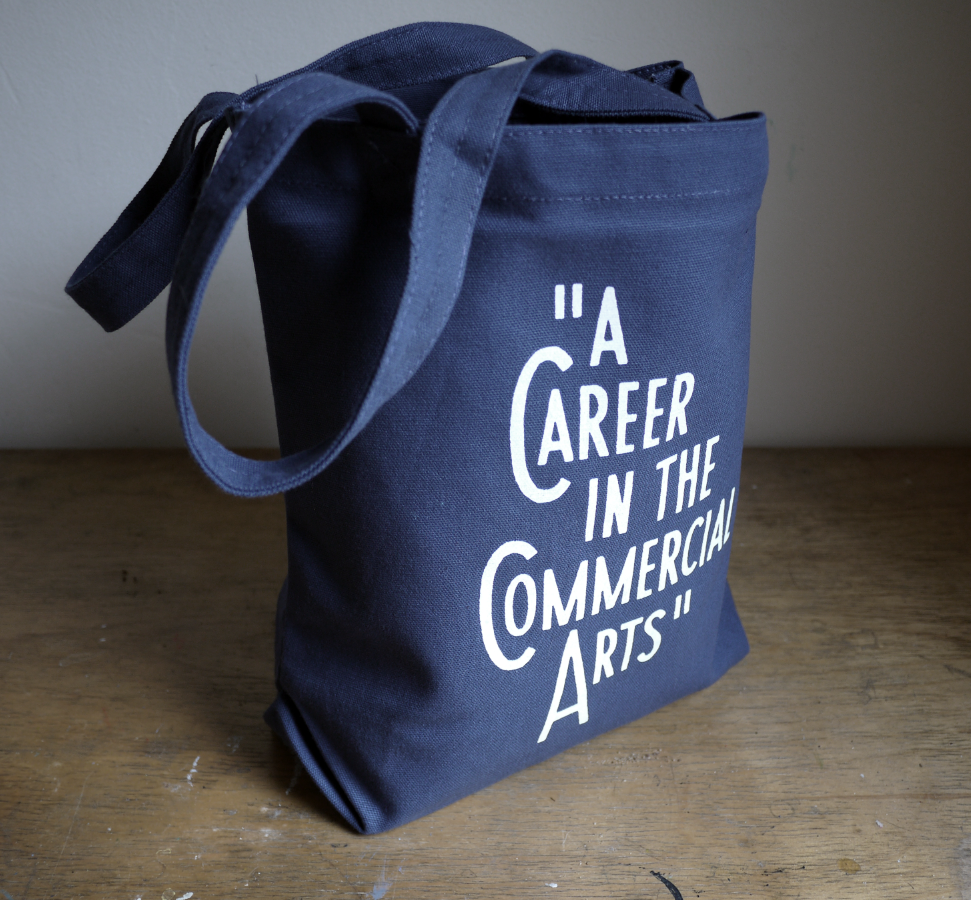 Image of COMMERCIAL ARTIST TOTE