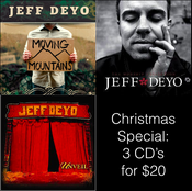 Image of Christmas Special: 3 CD's for $20