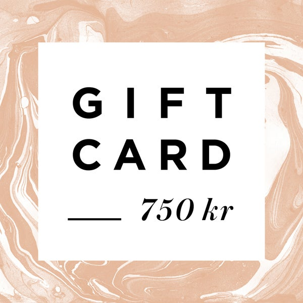 Image of Gift card / 750