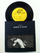 "Image of ACRID /BOMBS OF DEATH 7"" TEST PRESS"
