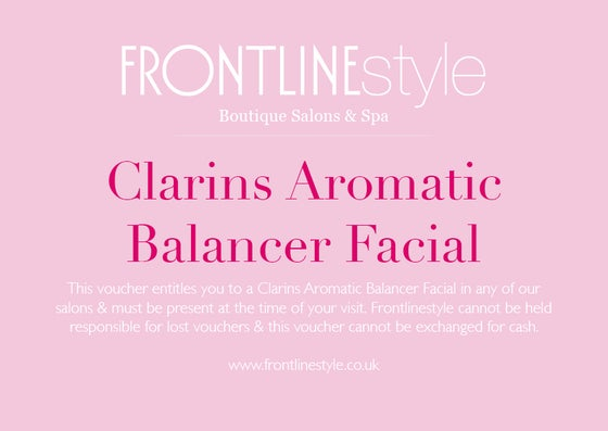 Image of Clarins Aromatic Balancer Facial