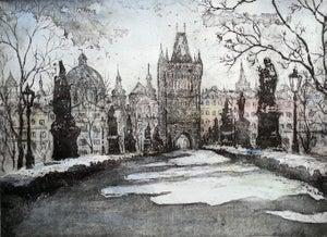 Image of Charles Bridge, Prague