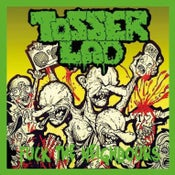 Image of Tosserlad - Fuck The Neighbours CD