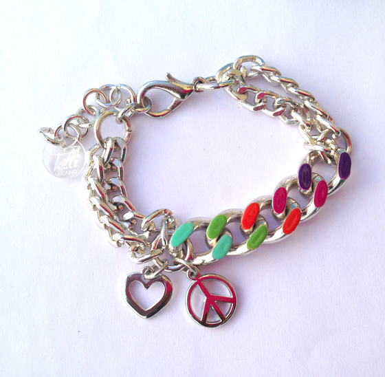 Image of RAINBOW BRACELET -Special Edition-
