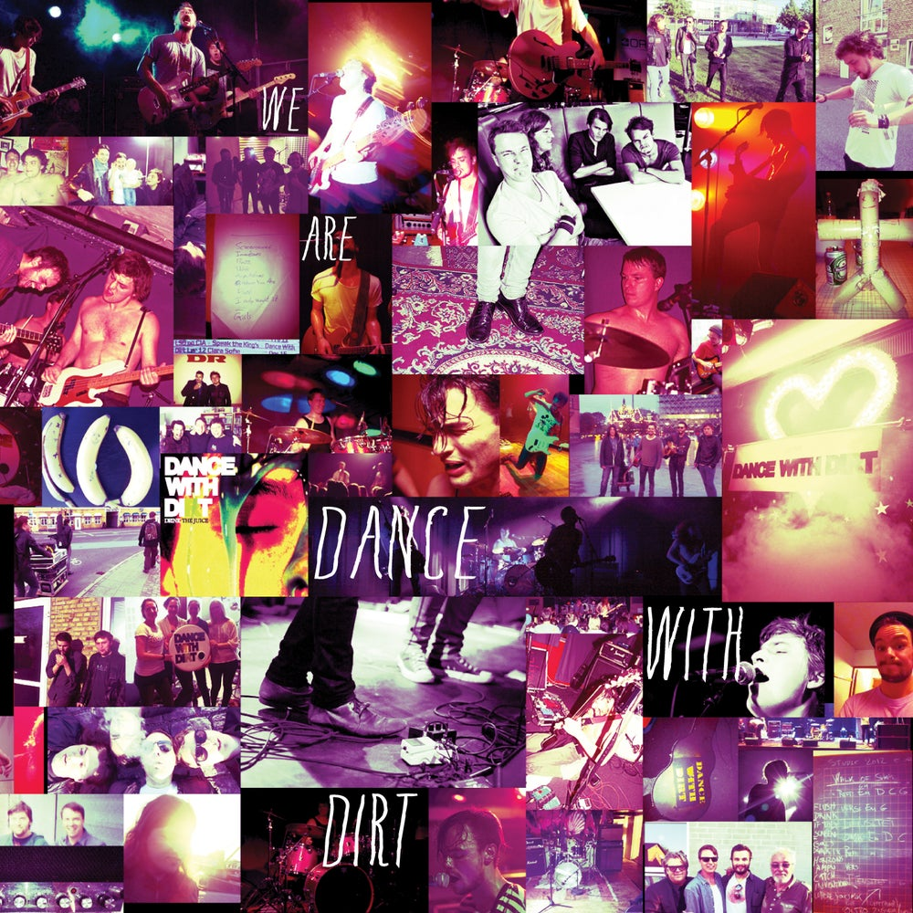 "Image of ""We Are Dance With Dirt"" / LIMITED CD album/ 2013"