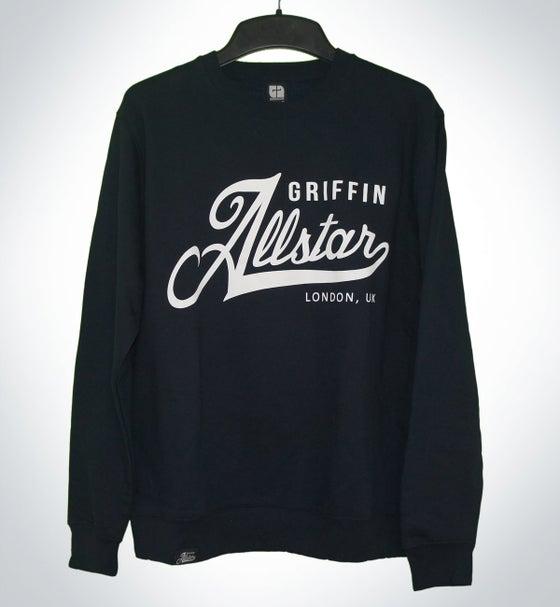 Image of Navy Allstar Sweater