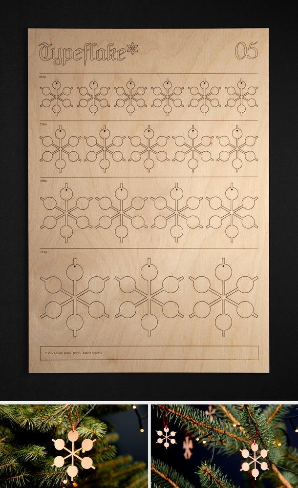 Image of Typeflake* 05 (NeuAltisch Plain)
