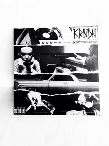 Image of KRONDON ( KRNDN ) Everything's Nothing LP