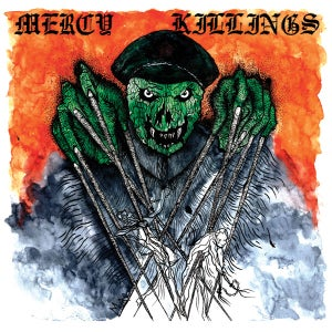 Image of MERCY KILLINGS - S/T EP