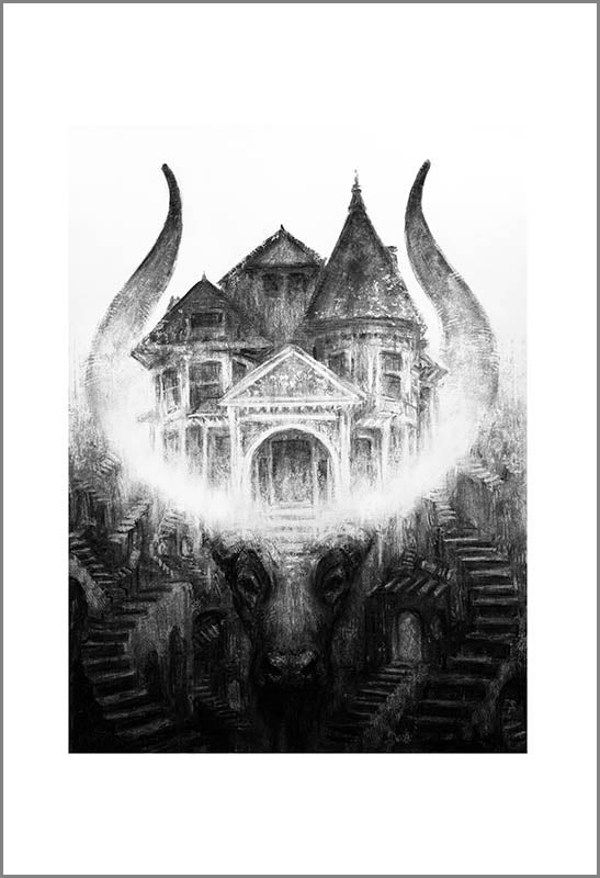 Image of House of Leaves - Print