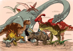 Image of Dinosauria