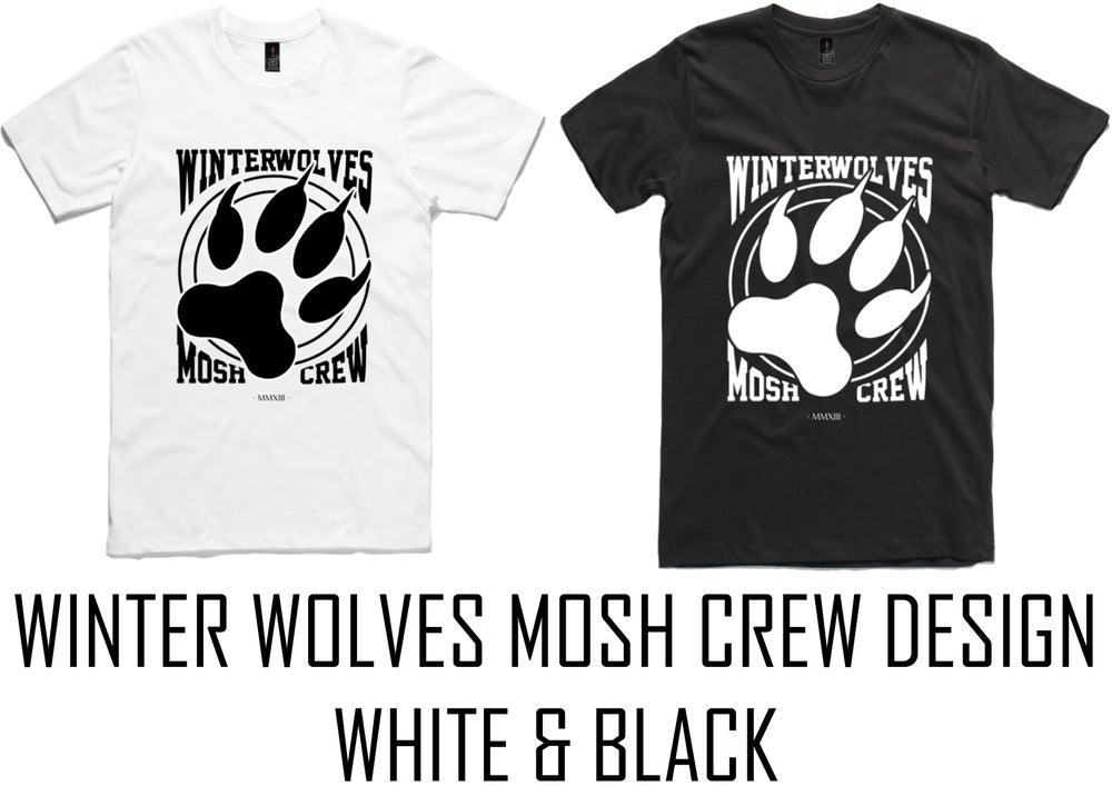 Image of Winter Wolves Mosh Crew