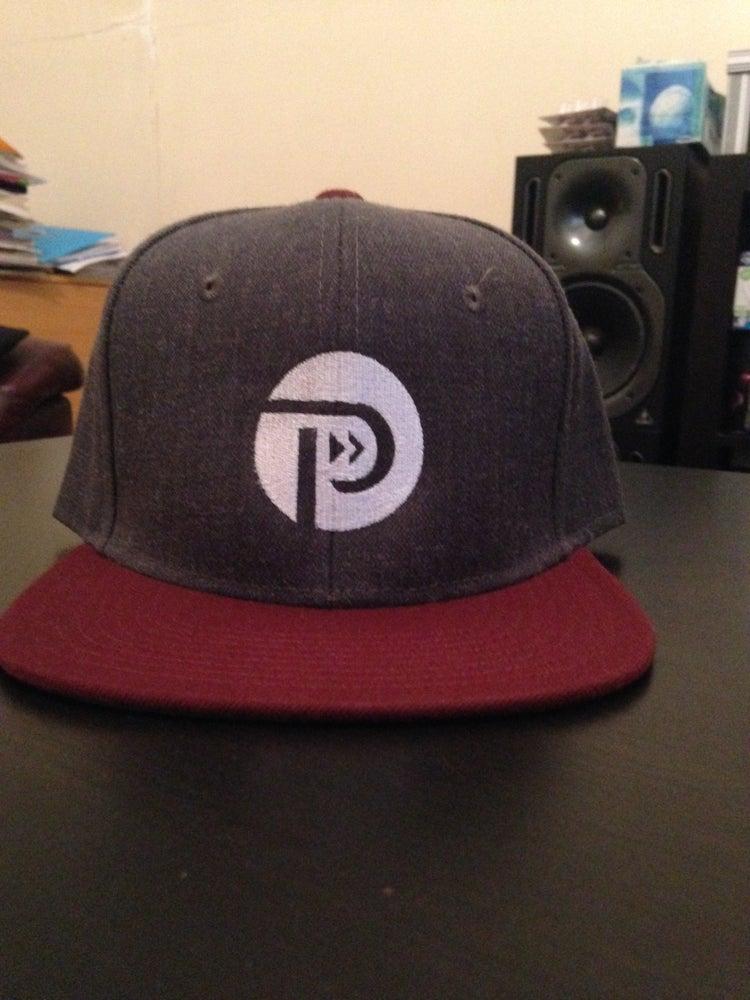 Image of DARK GREY Snapback Hat