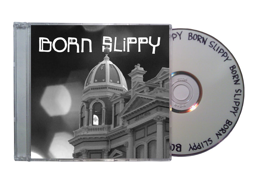Image of Born Slippy DVD