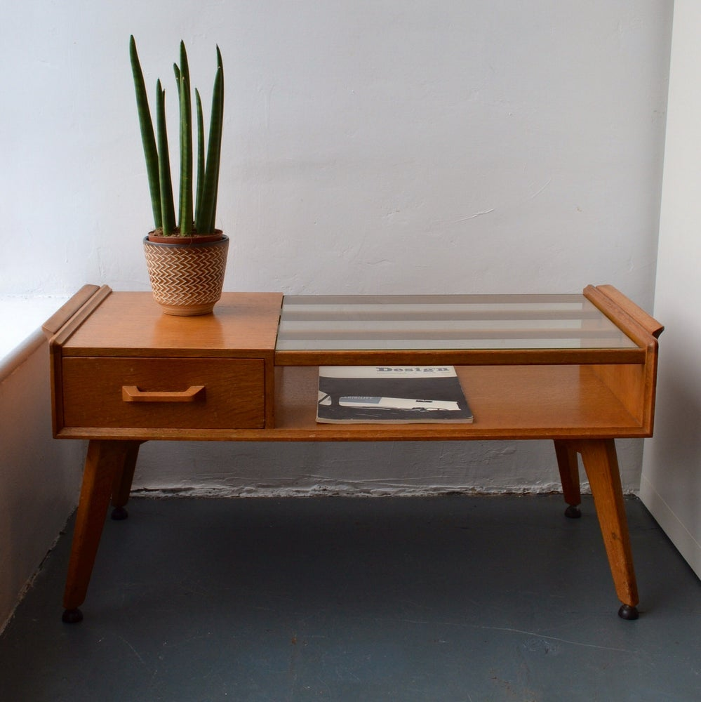 Image of Mid century G Plan Coffee Table