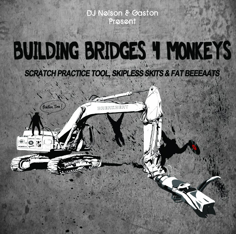 Image of BUILDING BRIDGES 4 MONKEYS